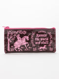 Runnin' The World And Stuff Pencil/Mask Case