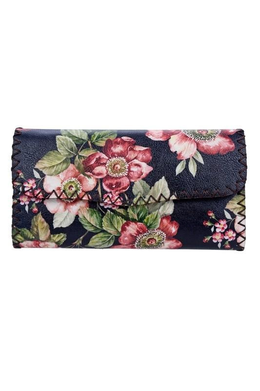Cherry Harvest Wallet