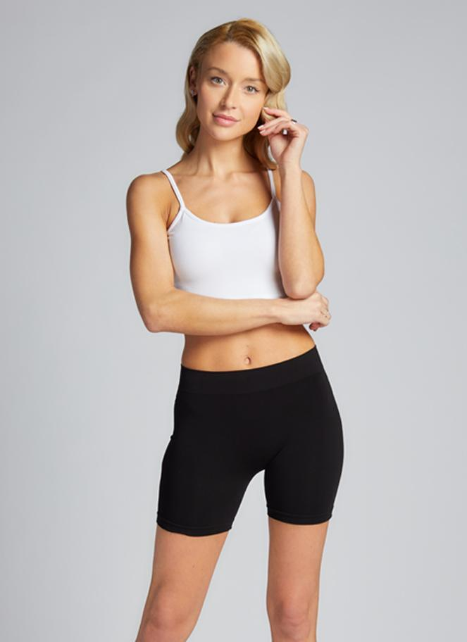 Bamboo-Cotton Under Shorts Black : One Size