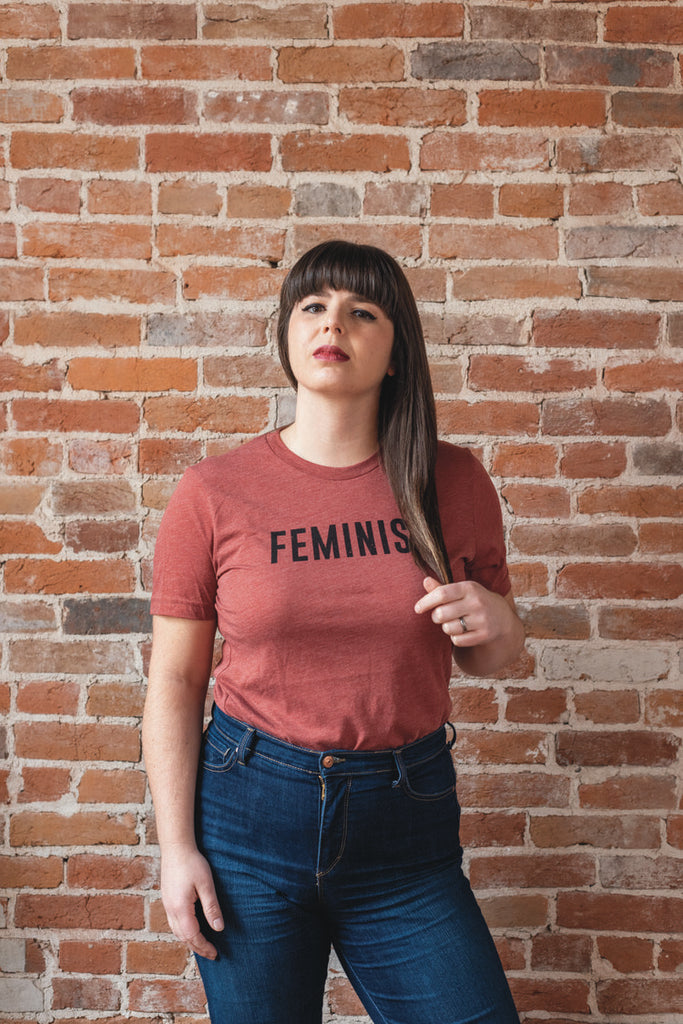 Everday Feminist Tee Shirt