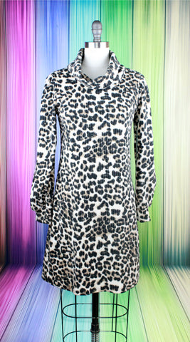 Foxy Lady Sweater Dress