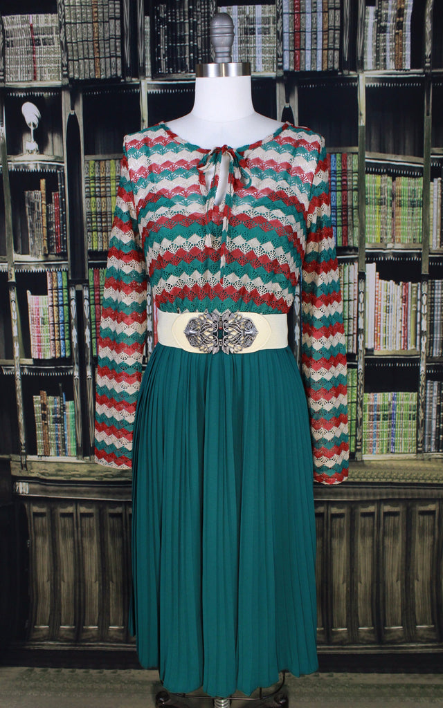 Swinging '60s Holiday Dress