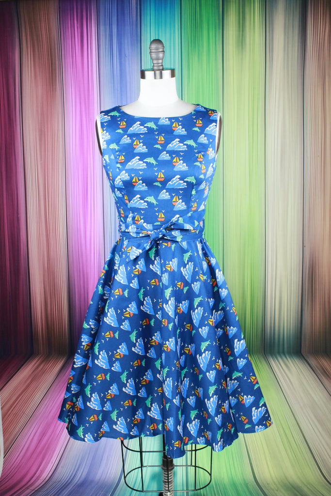 Sea of Joy Dress