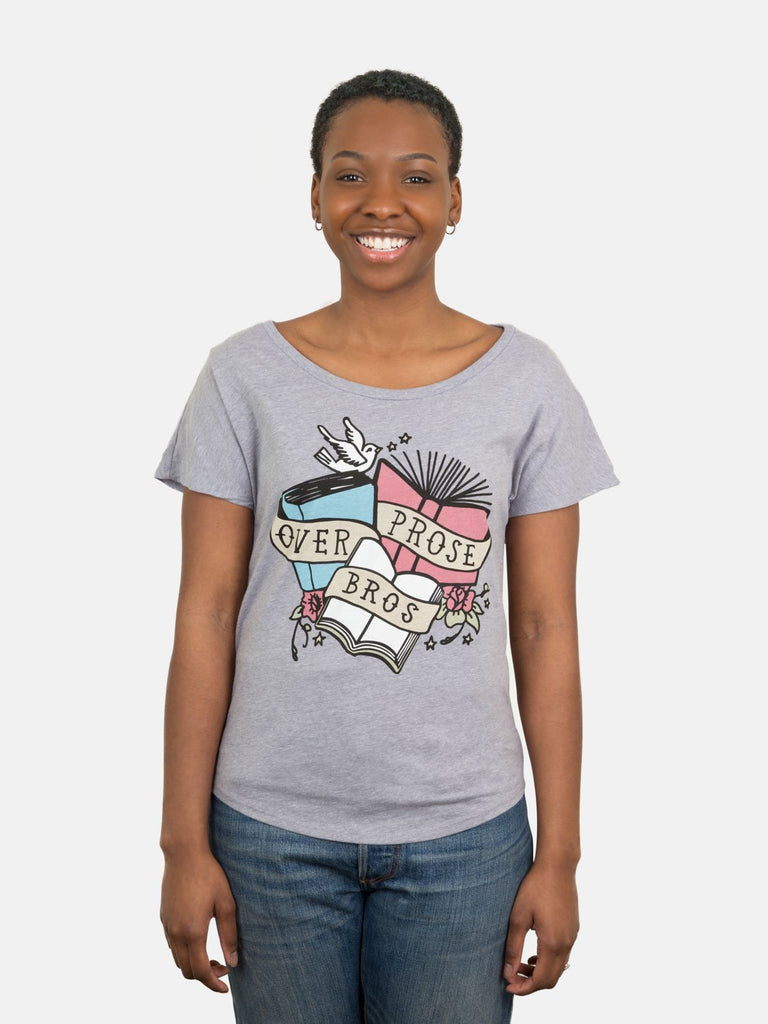Prose Over Bros Women's Relaxed T-Shirt