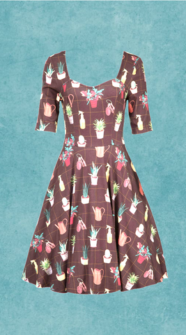 Rock Lobster Sonnet Dress