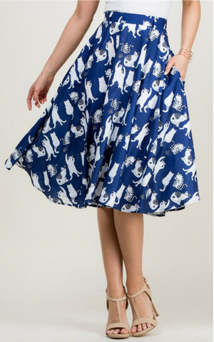 Rodeo Queen Skirt