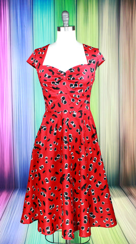 Cherry Darling Dress