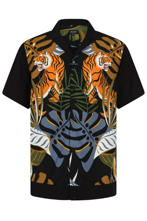 Men's Chet Rock Tiger Shirt