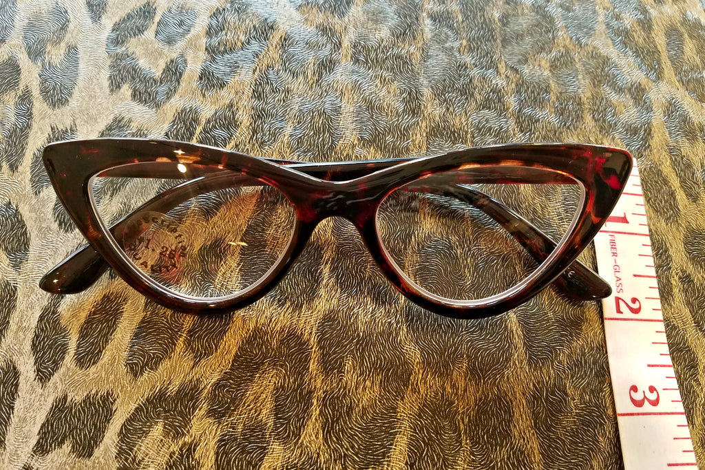 Tortoise Shell Cat Eye Premium Reading Glasses