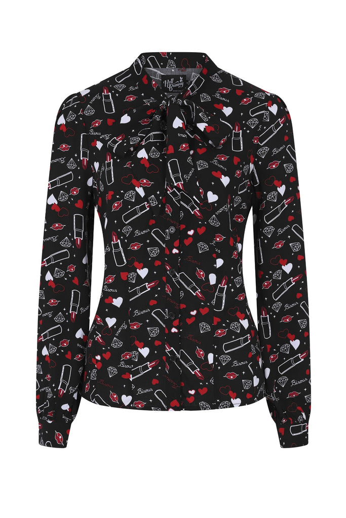 Bisou Blouse