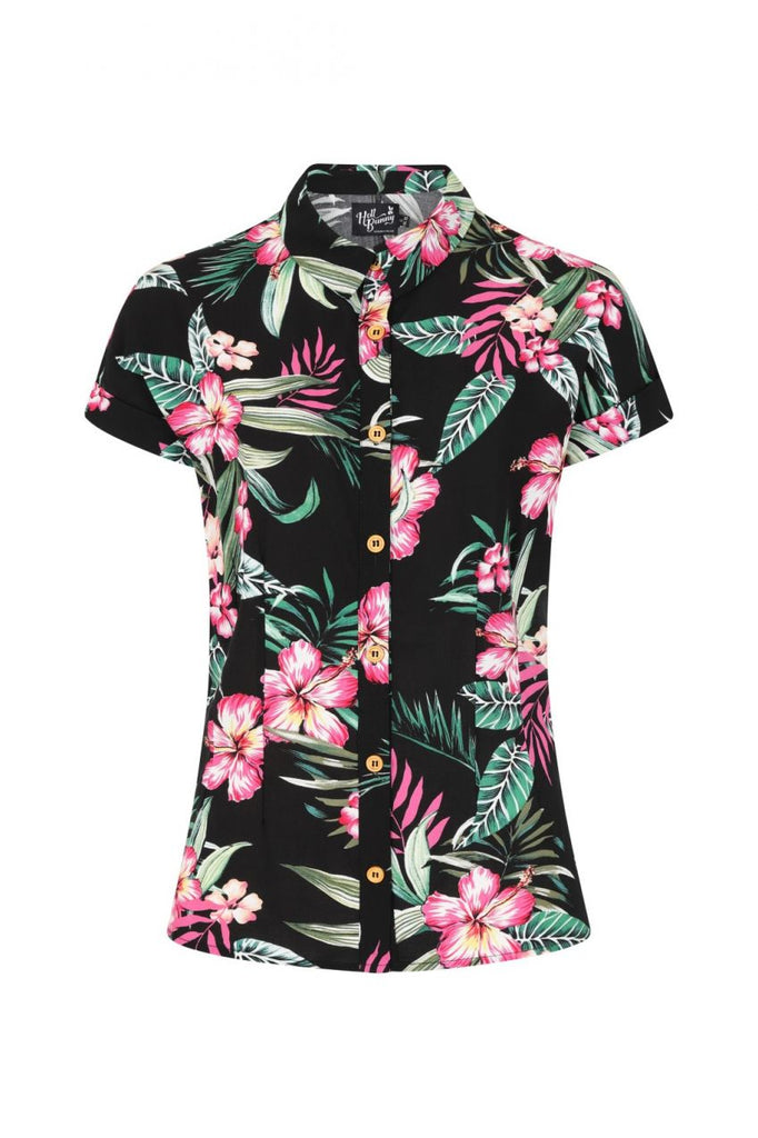 Luau Lovin' Button Down Shirt
