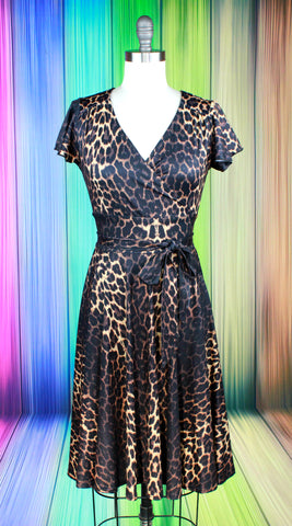 Fall Safari Dress