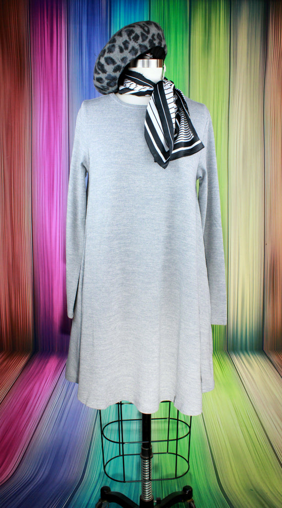 Maddie Swing Sweater Dress