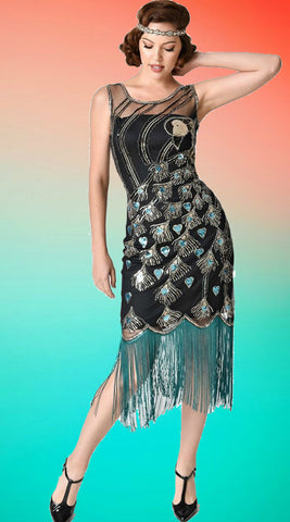 Line Dancing Darling Dress