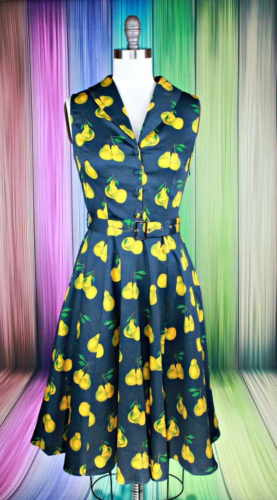A Perfect Pear Dress