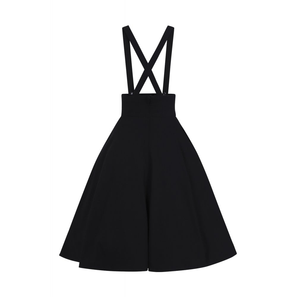 Ronnie Pinafore Swing Skirt