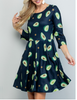 Avocado Sweater Dress