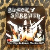 Black Sabbath Coaster