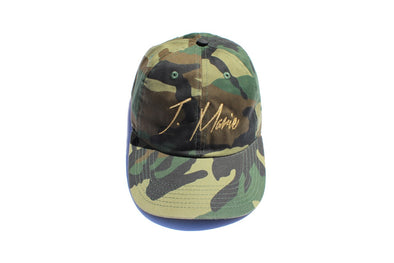 Army J. Marie Dad Hat - J.Marie Swimwear