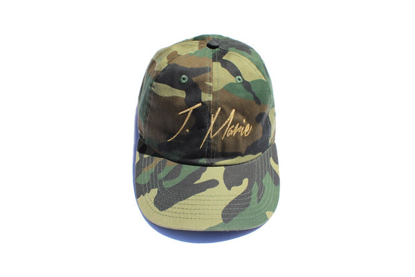 Army J. Marie Dad Hat