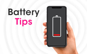 Tech Tips For A Longer Lasting Battery