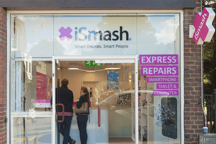 Our iSmash store in Kingston offering tech and phone repairs