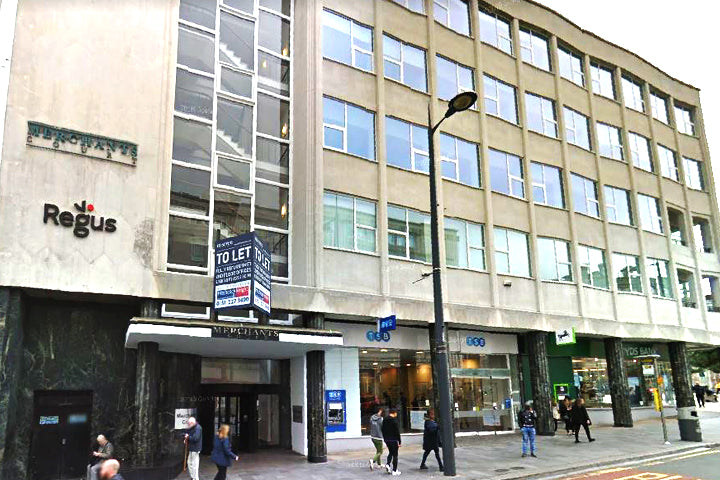 Location of iSmash Liverpool, for express samsung and iphone repairs in Liverpool
