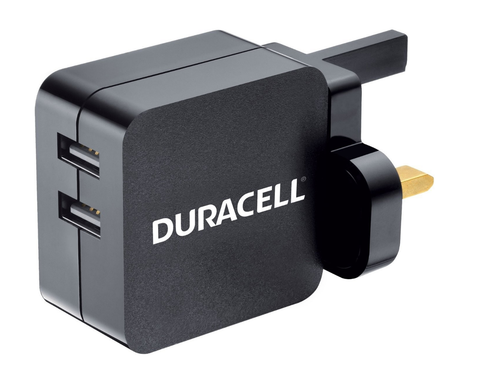 Duracell Twin USB Charger