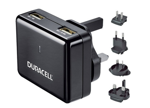 Duracell Worldwide USB Charger