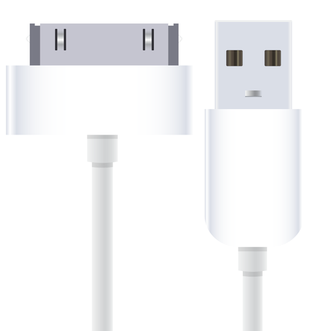 Apple USB to 30pin Cable