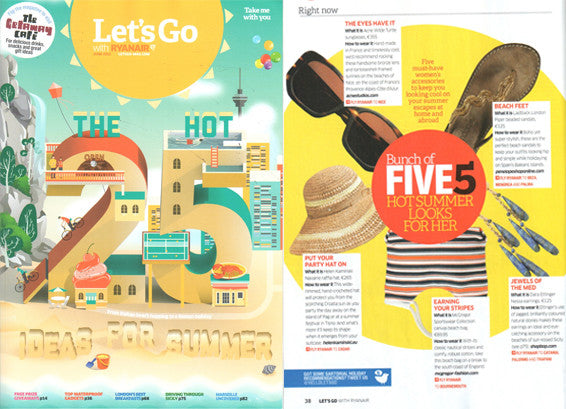 Let's Go Magazine