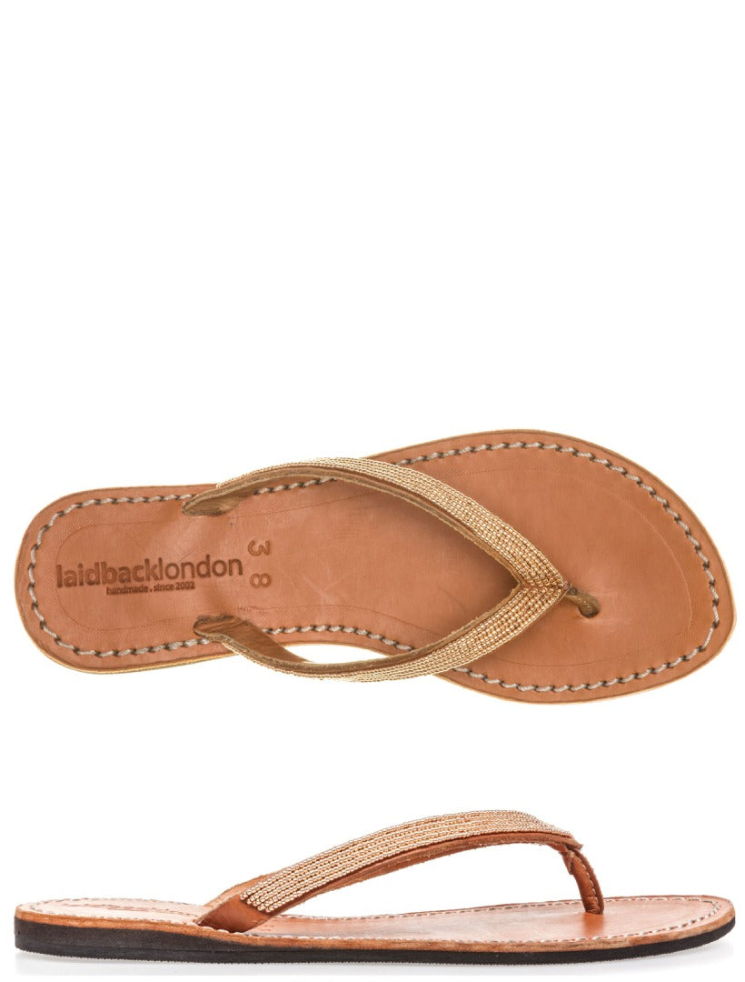 Seri Flat Mid Brown Copper