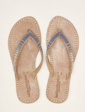 Seri Flat Tan Metal Silver / Grey