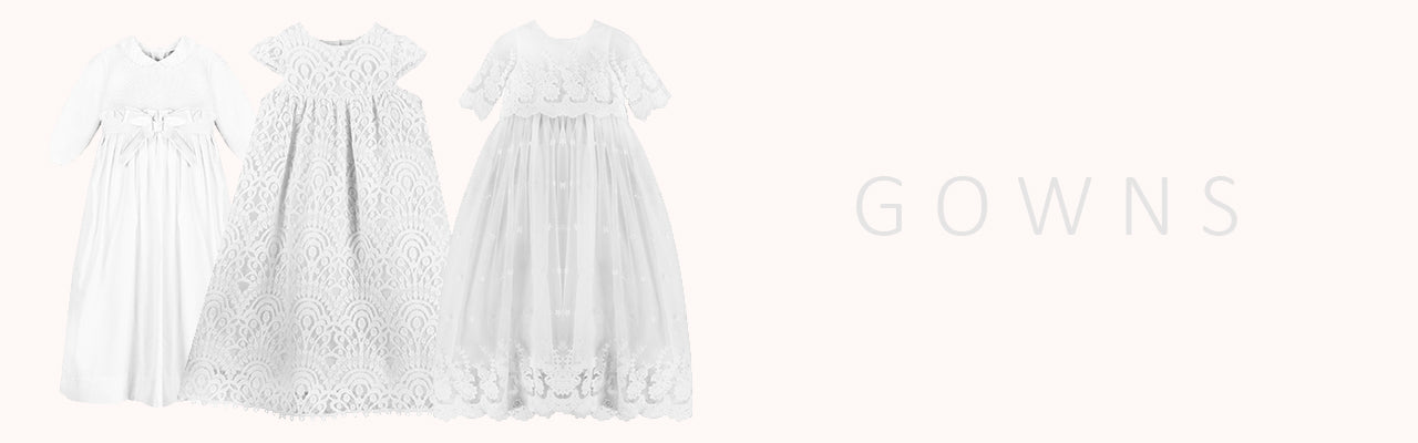 Little Girls Christening Special Occasion Baptism Gowns