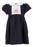 Birthday Cake Short Sleeve Dress