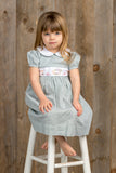 Acorns N' Leaves Short Sleeve Dress, , Carriage Boutique, Imagewear
