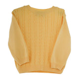 Boys Sweaters Pull Over Yellow, , Carriage Boutique, Imagewear