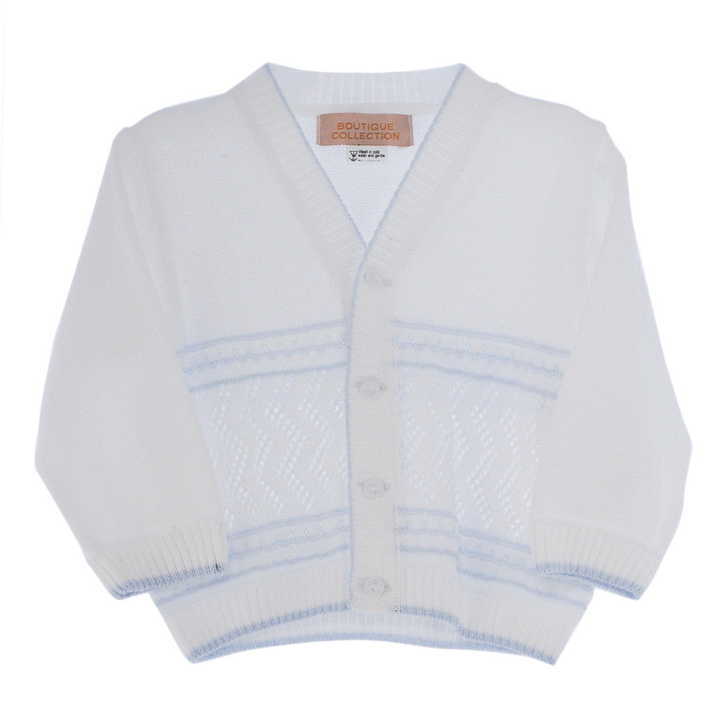 Boys Sweaters Pointelle, , Carriage Boutique, Imagewear