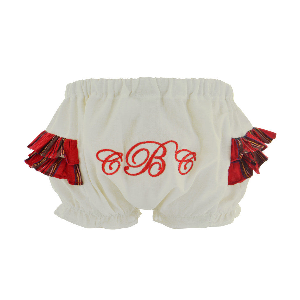 Holiday Classic Panty, , Carriage Boutique, Imagewear