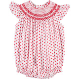 Bubble w/ Chevron Smocking, , Carriage Boutique, Imagewear