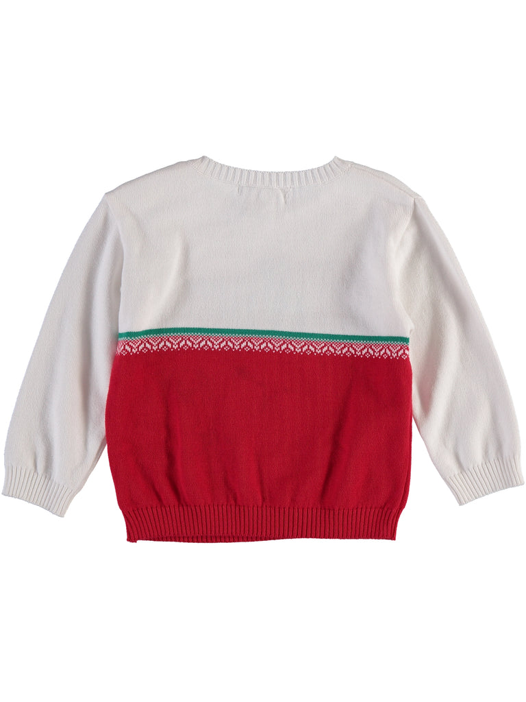 REINDEER CREWNECK  SWEATER, , Carriage Boutique, Imagewear