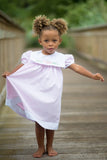 Easter Shadow Bib Dress, , Carriage Boutique, Imagewear