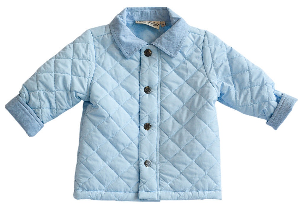 Quilted Jacket, , Carriage Boutique, Imagewear