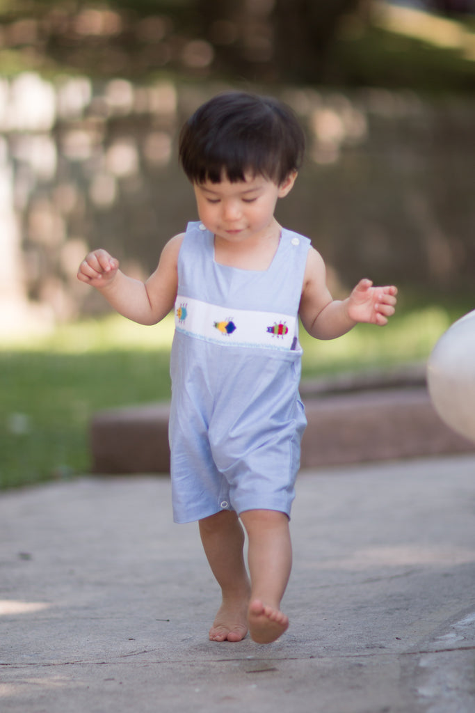 BUG COLLECTION SHORTALL, , Carriage Boutique, Imagewear