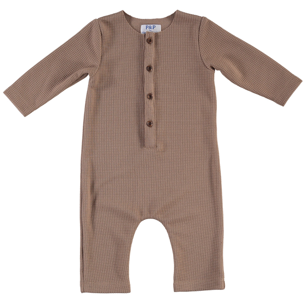 Fitted Longall - Beige, , P & P, Imagewear