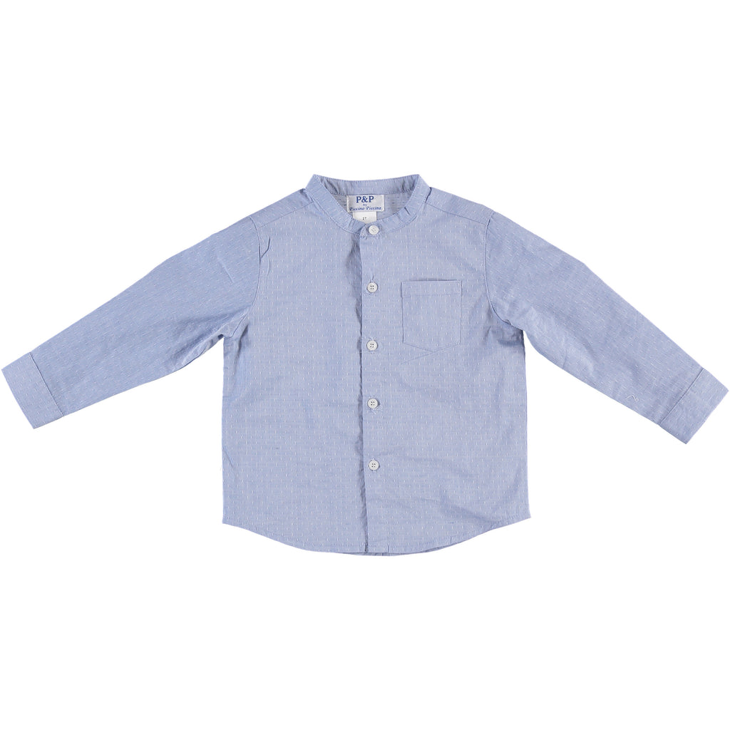 Light Blue Shirt, , P & P, Imagewear