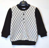 Black Diamond Sweater, , PICCINO PICCINA, Imagewear