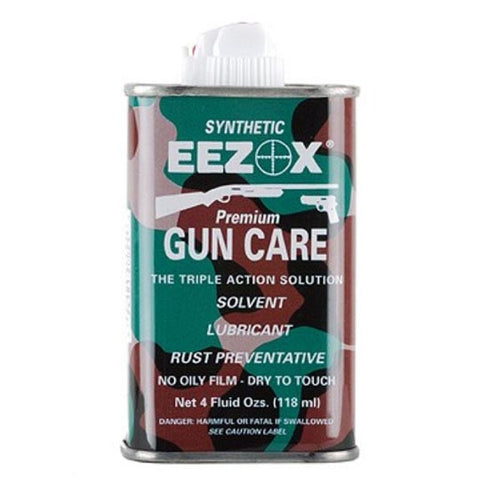Eezox Lubricant (4oz Squeeze Can)