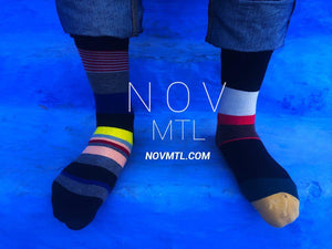 A Big Welcome! Introducing... NOVMTL!