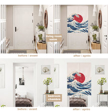 noren japanese home decor